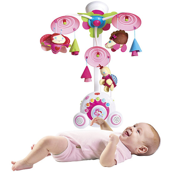Tiny Love Tiny Princess Soothe n Groove Mobile -2
