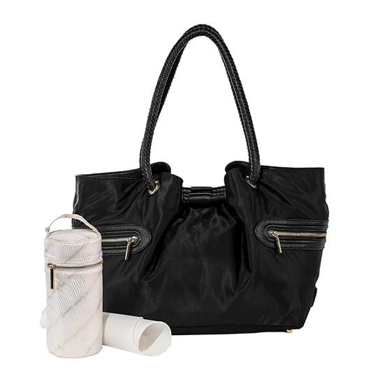 J.L. Childress Co. Rosie Pope Addison Lane Carryall - Black-2