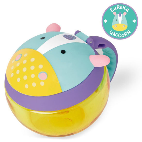 Skip Hop Zoo Snack Cup - Unicorn-2