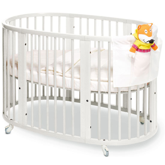 STOKKE Sleepi Crib and Mattress White