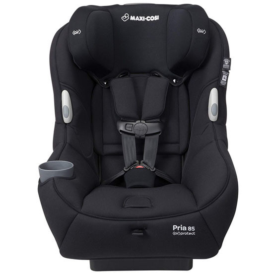 Maxi-Cosi Pria 85 Max Convertible Car Seat - Night Black