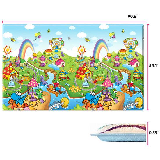Dwinguler Large Playmat - Dinoland -4