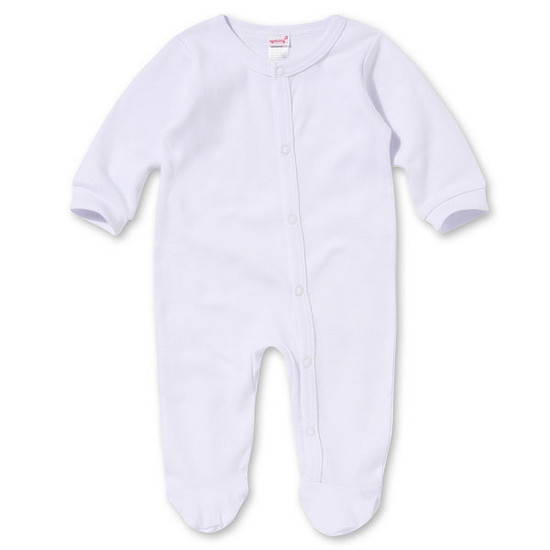 Agabang Newborn Footsie - White Product