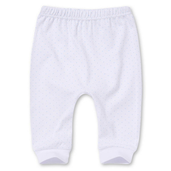 Agabang Newborn Pants - Blue Dot