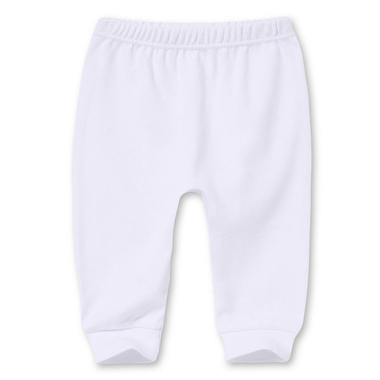 Agabang Newborn Pants - White