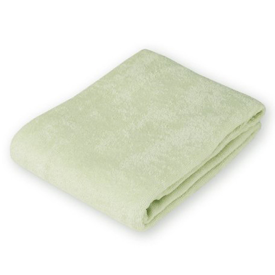 American Baby Company Organic Terry Contoured Changing Table Covers - Celery Product