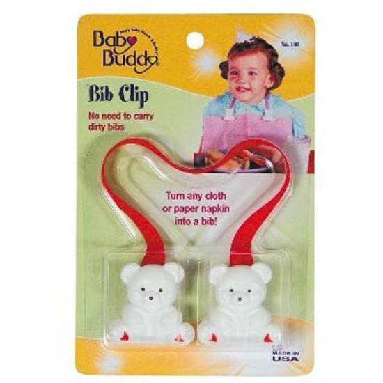 Baby Buddy Bib Clip Product