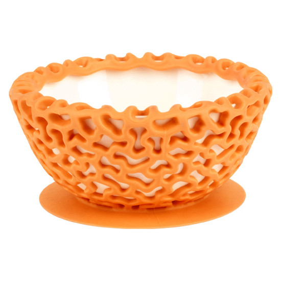Boon Wrap Protective Bowl Cover - Orange