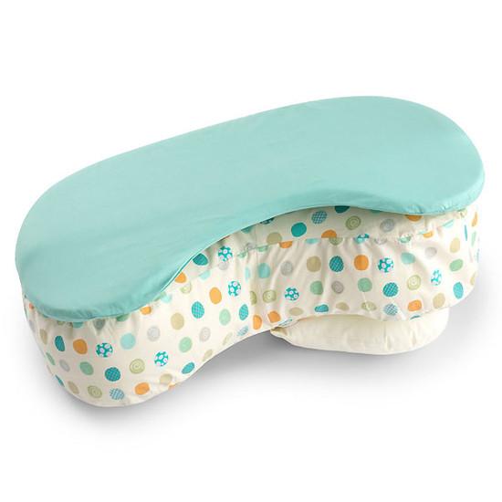Born Free Bliss Nursing Pillow Slip Cover - Fun Dot Product