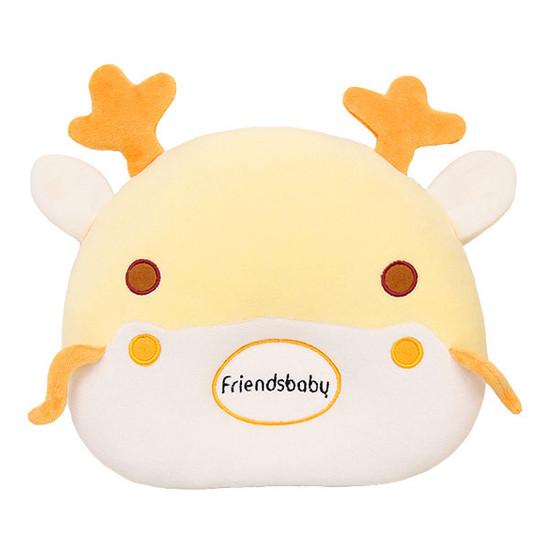 Bradcal Dragon Donut Pillow - Yellow Product