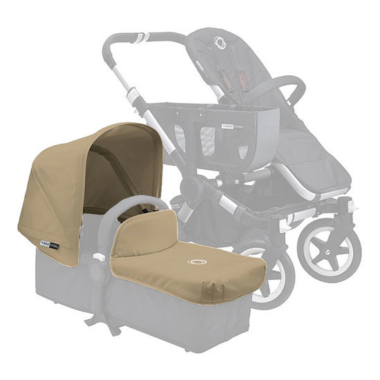 Bugaboo Donkey Non-Extendable Tailored Fabric Set - Sand