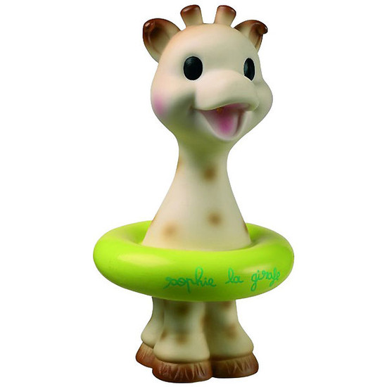 Calisson Inc Sophie The Giraffe Teether & Bath Toy Product