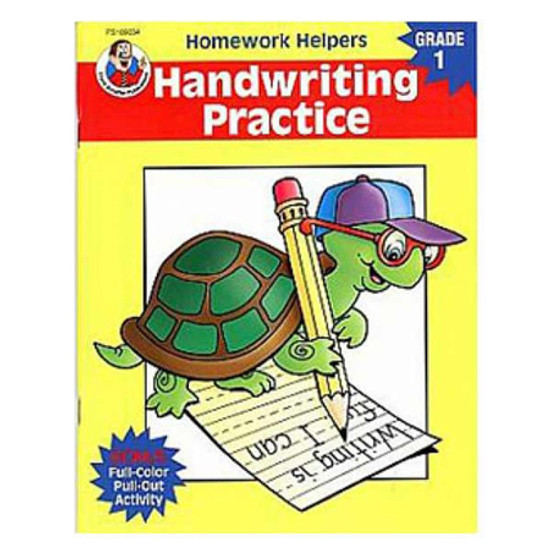 Carson Dellosa Homework Helper Handwriting Practice