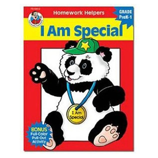 Carson Dellosa Homework Helper I Am Special Product