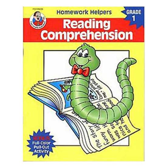 Carson Dellosa Homework Helper Reading Comprehension