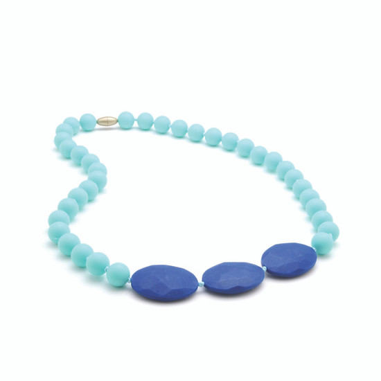 Chewbeads Greenwich Necklace - Turquoise
