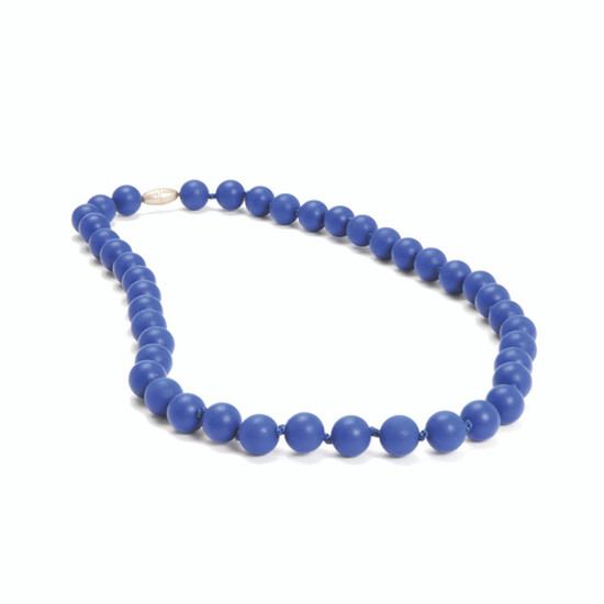 Chewbeads Jane Necklace - Cobalt Product