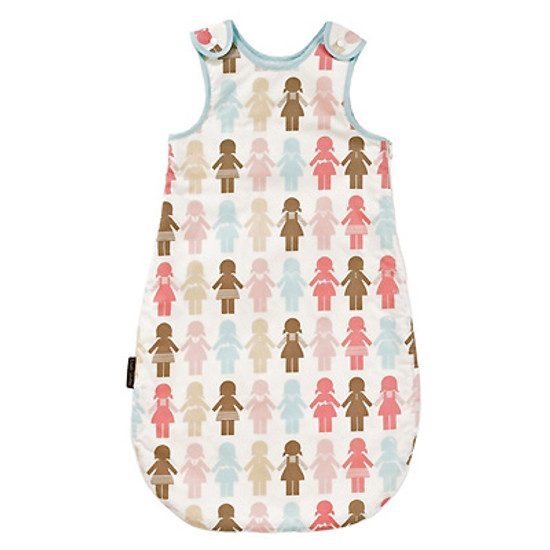 DwellStudio Paper Dolls Night Sack