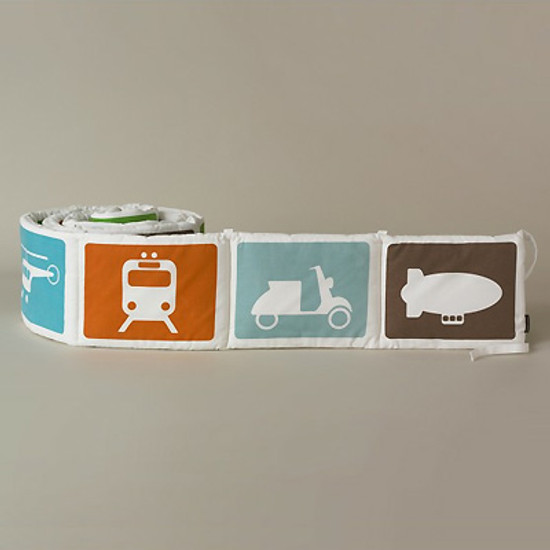 DwellStudio Transportation Multi Bumper