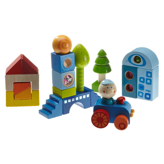 HABA HABAland Play Blocks Product