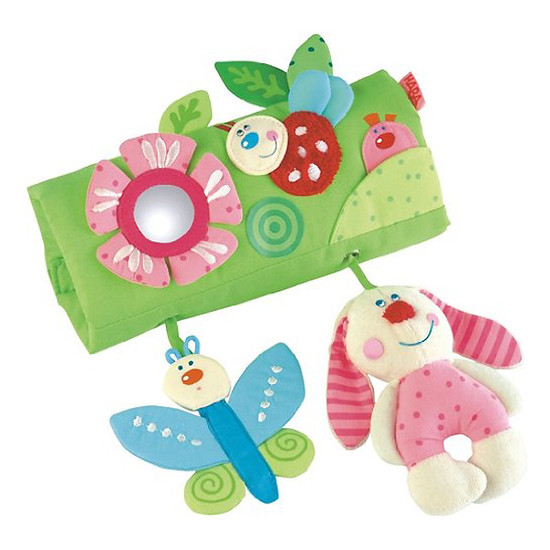 HABA Infant Seat Mobile - Flower Friends Product