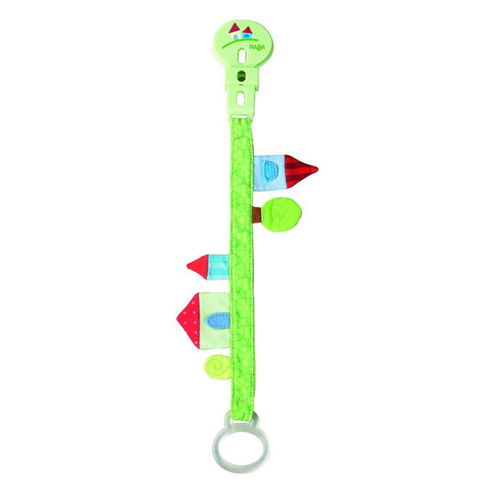 HABA Small Village Pacifier Chain