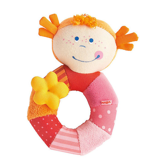 HABA Soft Rattle Rosie Ringlet Product