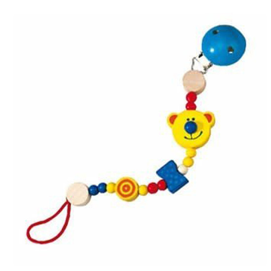HABA Teddy Pacifier Chain Product