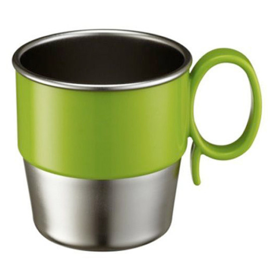 Innobaby Din Din Smart Stainless Cup - Green