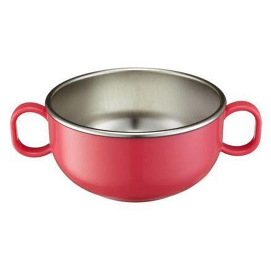 Innobaby Din DIn Smart Stainless Starter Bowl - Pink