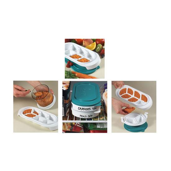 KidCo BabySteps Freezer Trays Product