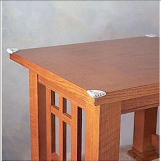 KidCo Soft Corner Protectors S141 - 4pk - White Product