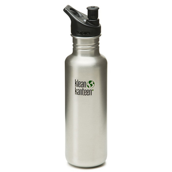 Klean Kanteen 27oz Classic Bottle w/ Sport Cap - Stainless Product