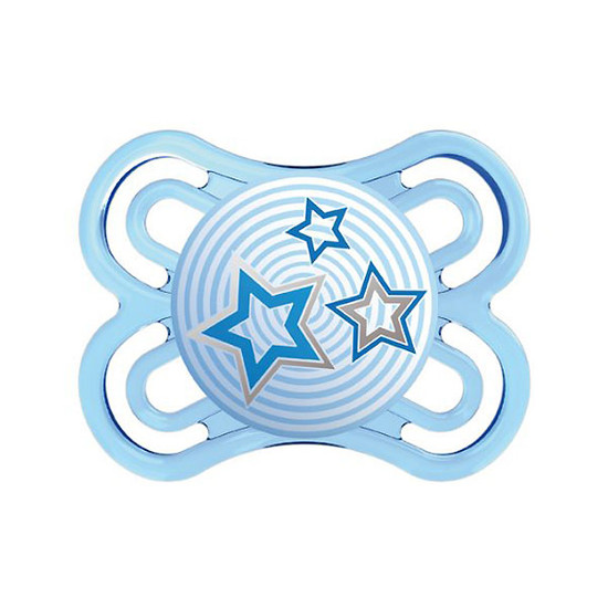 MAM Perfect Pacifier 0+ Mon - Blue Product