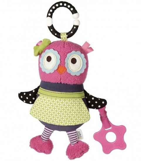 Mamas & Papas Babyplay Activity Toy - Olive Owl