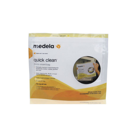 Medela Quick Clean Micro Steam Bags Product