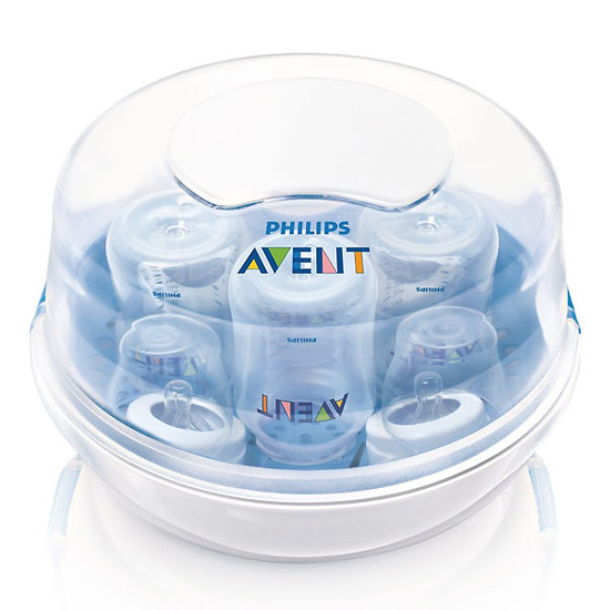 Philips Avent Microwave Steam Sterilizer Product