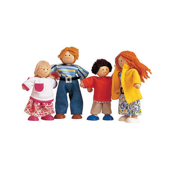 Plan Toys Doll Family - Modern