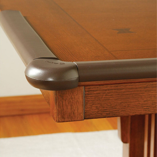 Safety 1st Foam Edge Bumpers - Brown