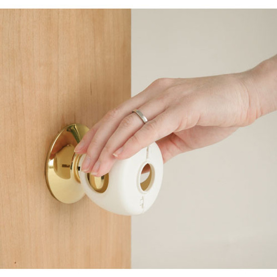 Safety 1st Grip n Twist Door Knob Covers 4pk Product