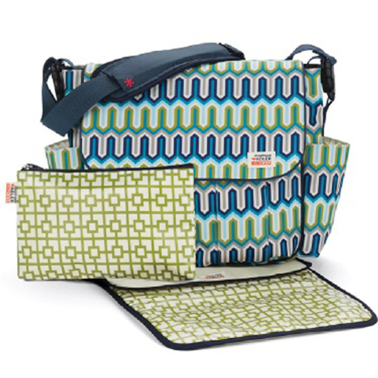 Skip Hop Dash Deluxe Edition - Blue Chevron Product