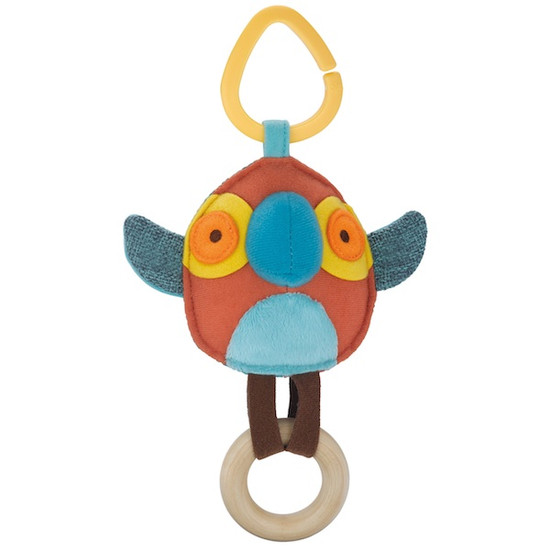 Skip Hop Stroller Toy - Parrot Product