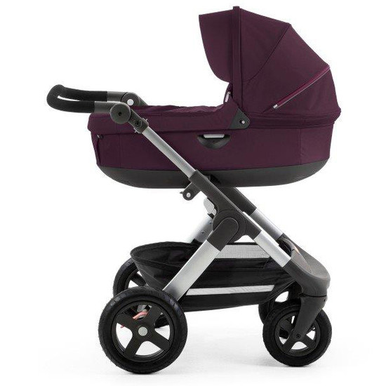 STOKKE Crusi/Trailz Carrycot - Purple