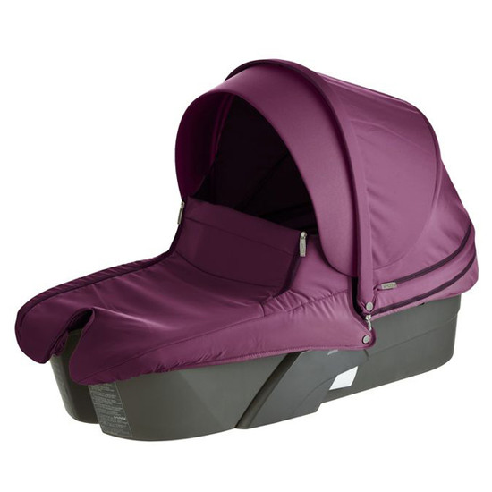 STOKKE Xplory Carry Cot Complete - Purple Product