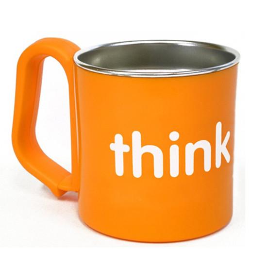 ThinkBaby BPA Free Kid's Cup 6m - Orange Product