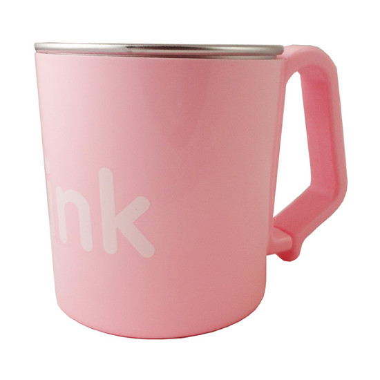 ThinkBaby BPA Free Kid's Cup 6m - Pink