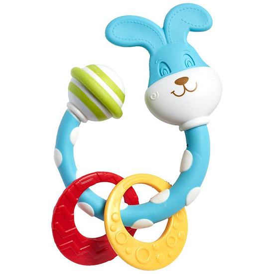 Tiny Love Tiny Bunny Teether Rattle Product