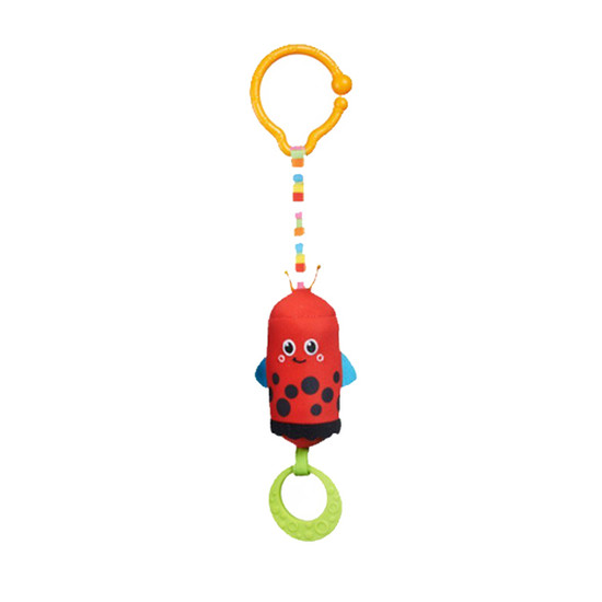 Tiny Love Tiny Smarts Ladybug Wind Chime