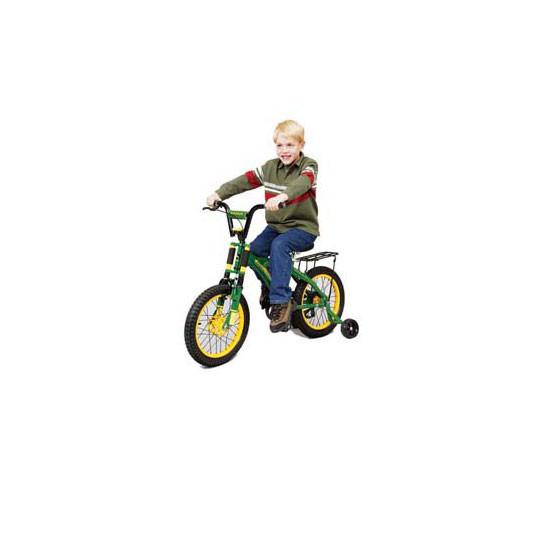 Tomy International Johndeere 16-inch Bicycle Boy