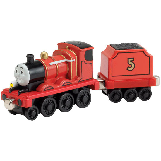 Tomy International Lights & Sounds - James